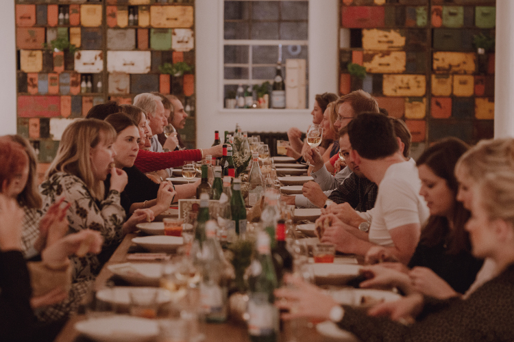 London Supper Club Events