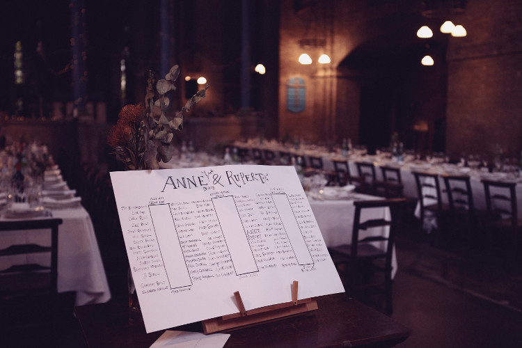 Anne & Ruperts Wedding