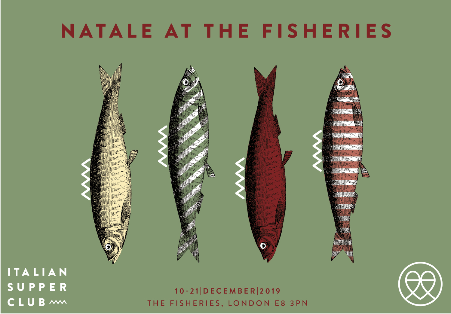 Natale at the Fisheries